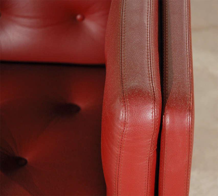 Wood Sofa by Erik Jorgensen For Sale