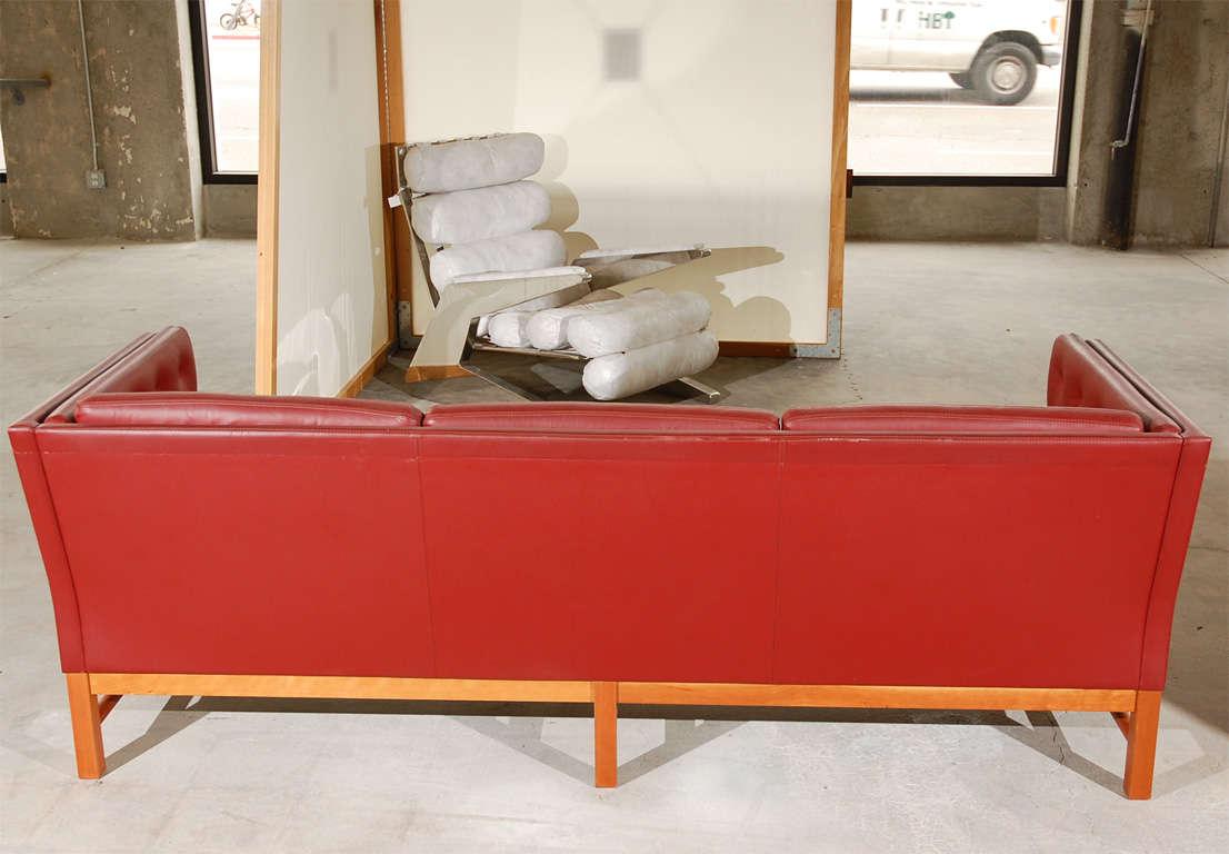 Sofa by Erik Jorgensen For Sale 1
