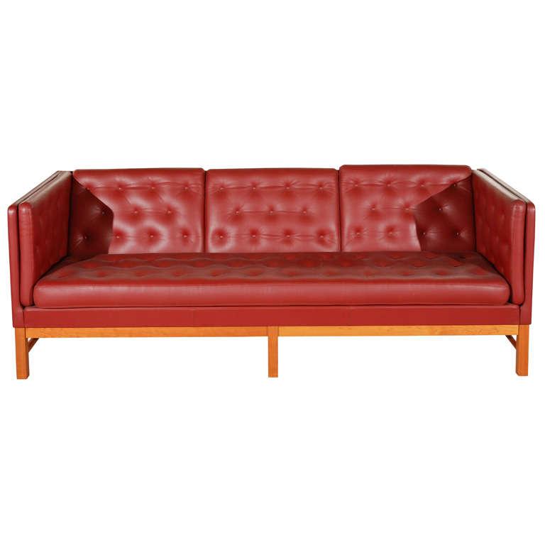 Sofa by Erik Jorgensen For Sale