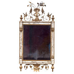 Bilbao Marble Frame Mirror