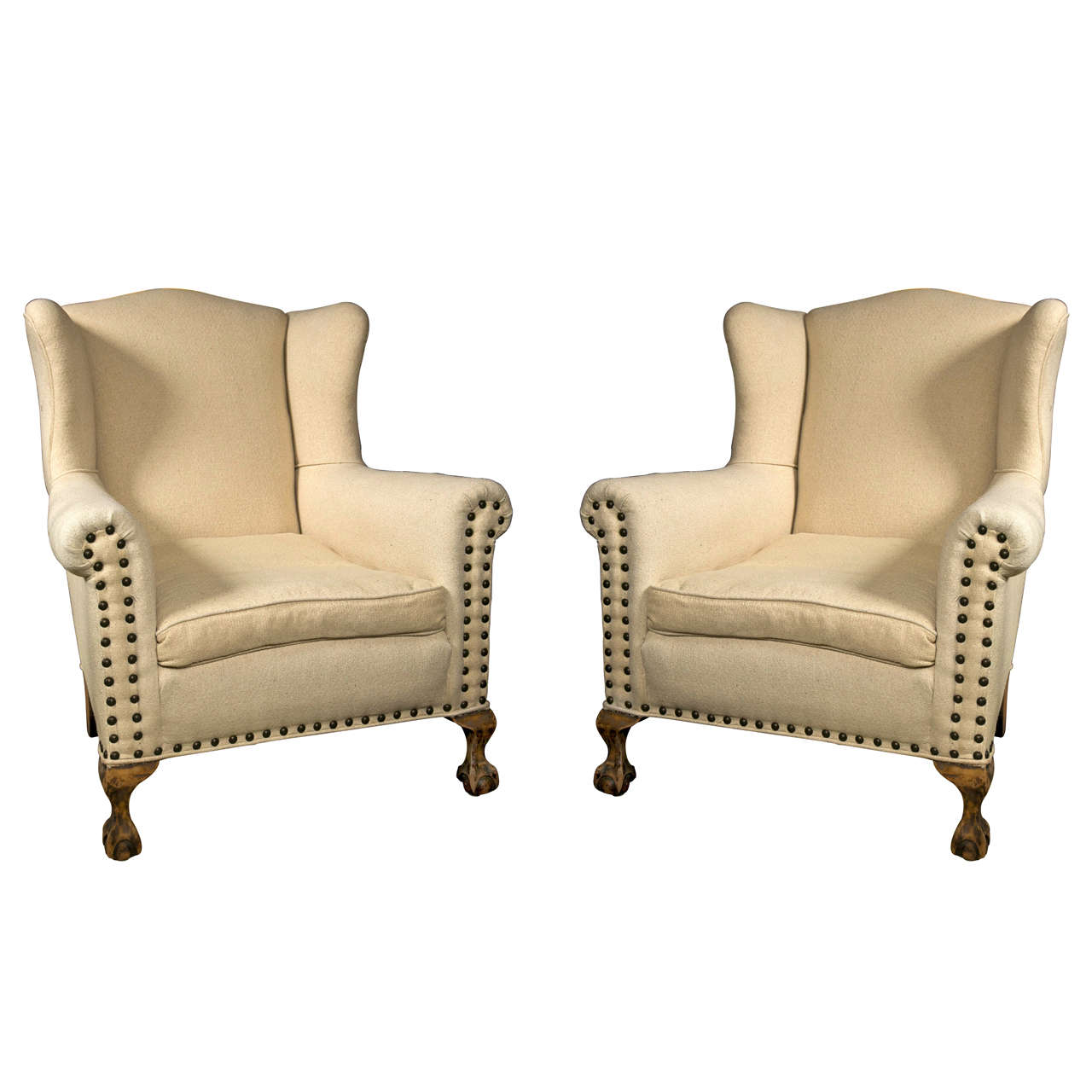 Wingback chairs sale design ideas 1930 s wing chairs at for Chair design terminology