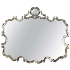 Beautiful Venetian Style Mirror