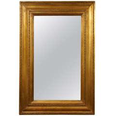 American Giltwood Mirror