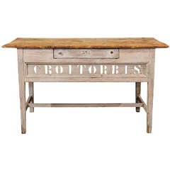 lovely swedish table