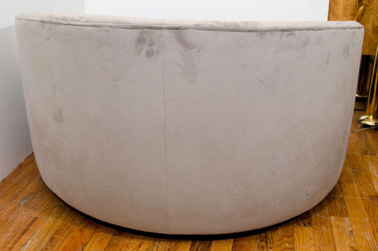 Mid Century Milo Baughman For Thayer Coggin Lounge Chair