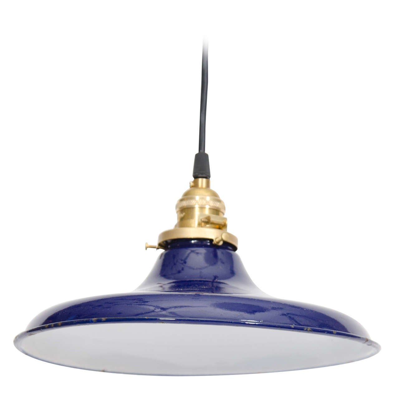 Blue Pendant Lights At 1stdibs