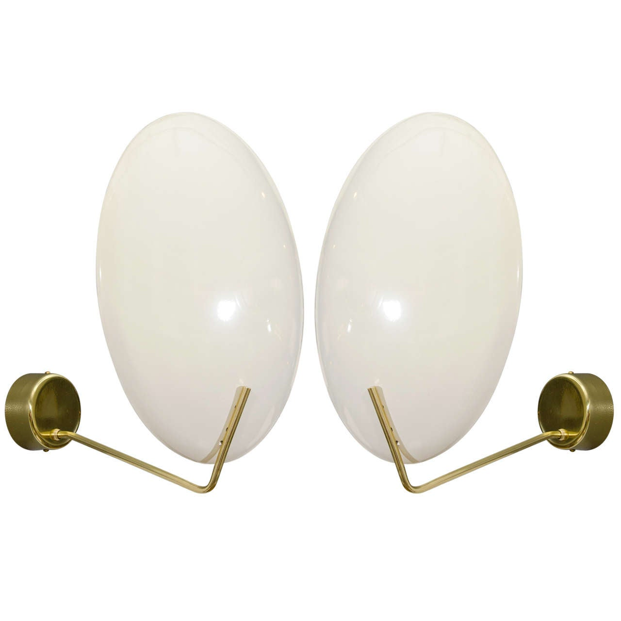 Pair of Stilnovo Sconces 1