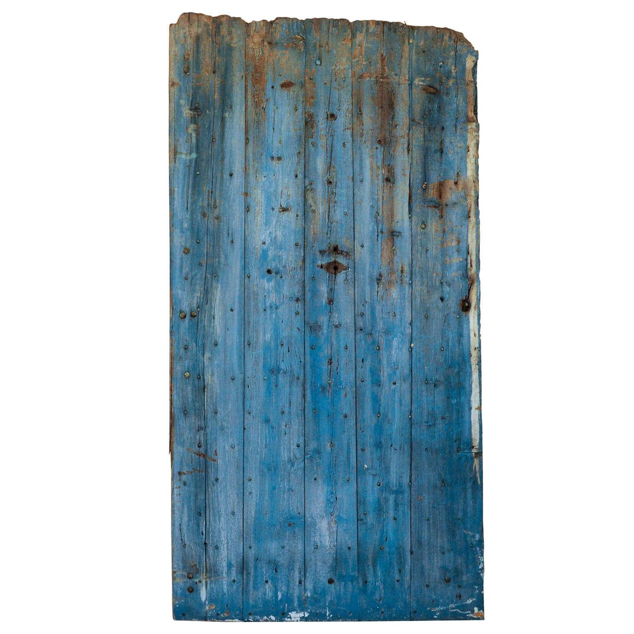 """Large 17th Century """"Porte à Clous"""" Nail Door"""