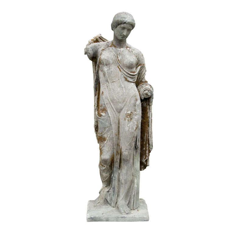 Limestone Statue of Venus Genetrix