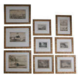 A collection of 18th Century Copper Prints