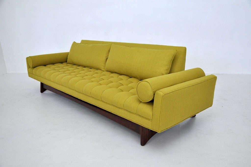 Adrian Pearsall Gondola sofa at 1stdibs