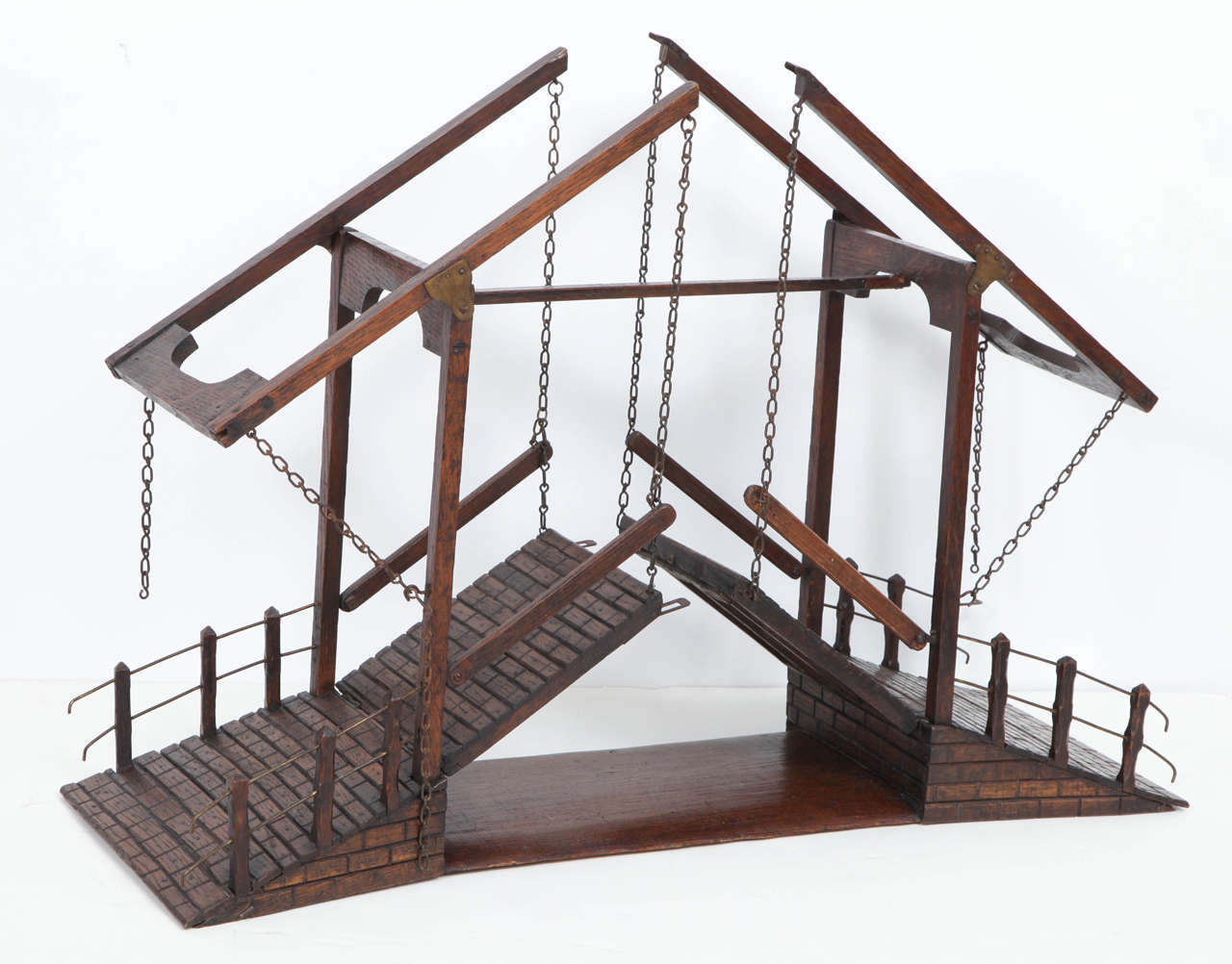 Dutch architectural model bridge at 1stdibs for Architecture models for sale