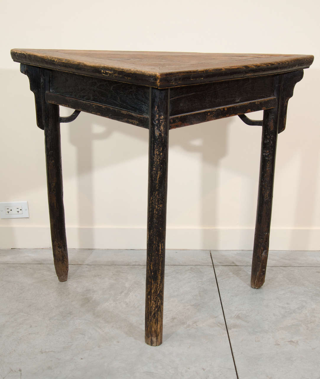 19th Century, Chinese Corner Table For Sale 5