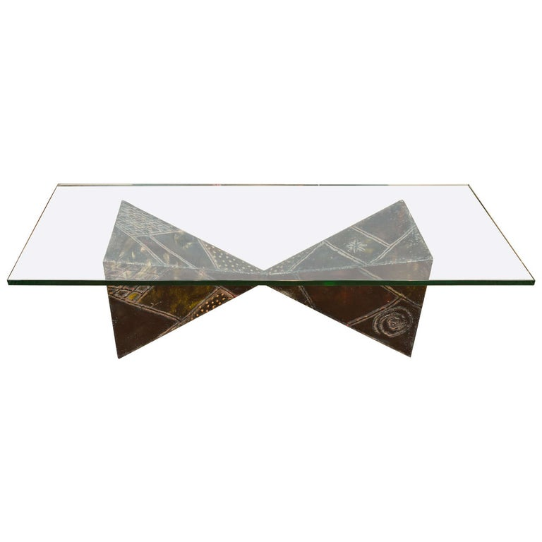 Paul Evans Coffee Table For Sale