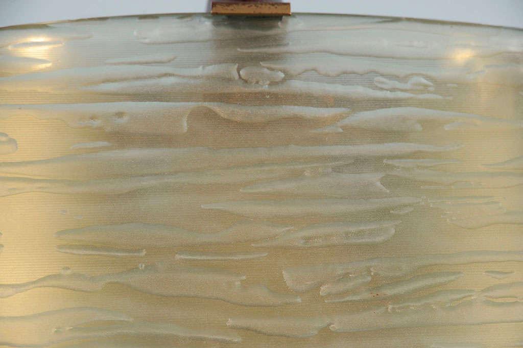Rare Wall Sconce by Fontana Arte For Sale 2