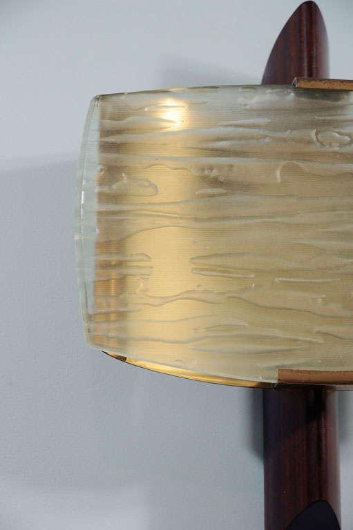 Rare Wall Sconce by Fontana Arte For Sale 4