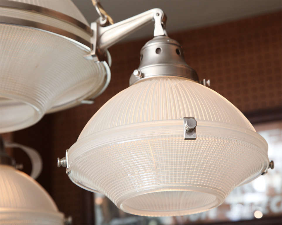 Bank Light In Excellent Condition For Sale In New York, NY