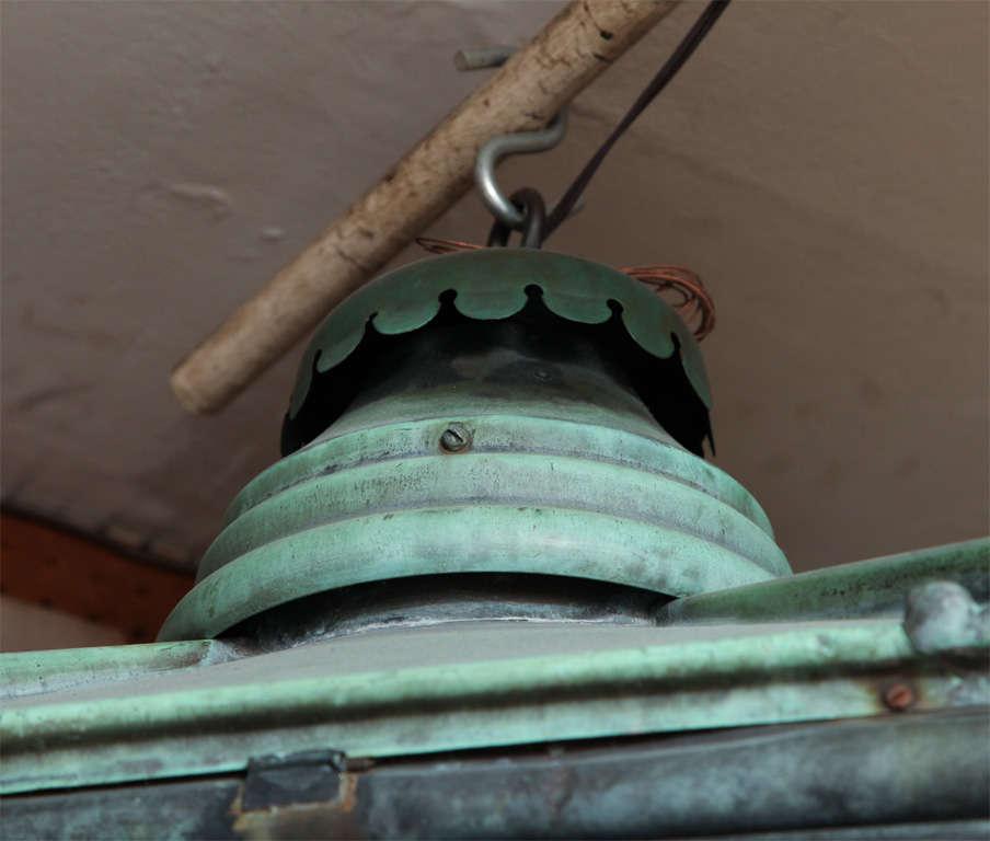 Exterior Scottish Lantern At 1stdibs