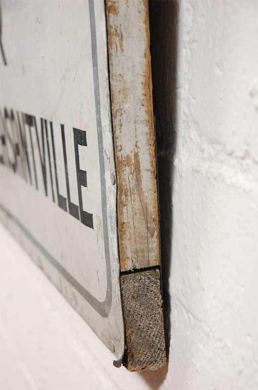 Vintage Pleasantville For Sale Sign For Sale 6