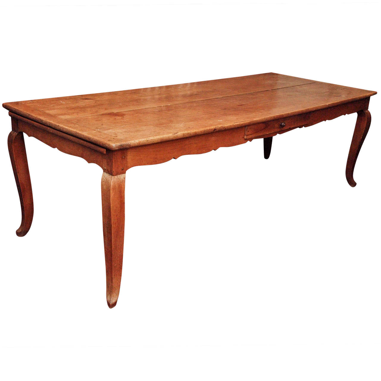 A large french provincial dining table at 1stdibs for French dining table