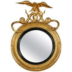 Antique And Vintage Convex Mirrors At 1stdibs Page 2