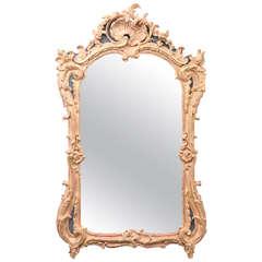 18th Century French Regence Mirror