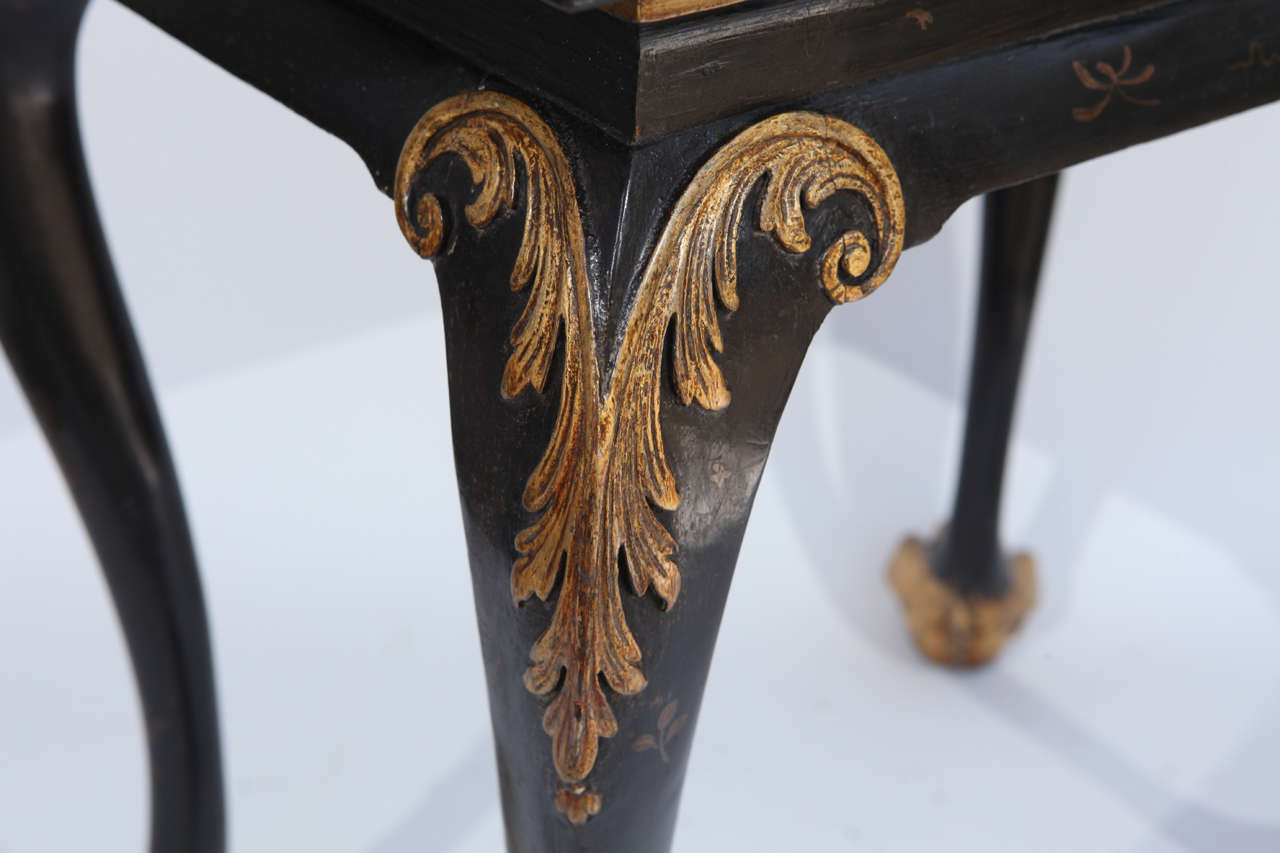 19th Century English Chinoiserie Table For Sale 2