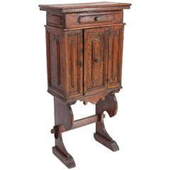 18th Century Italian Walnut Cabinet