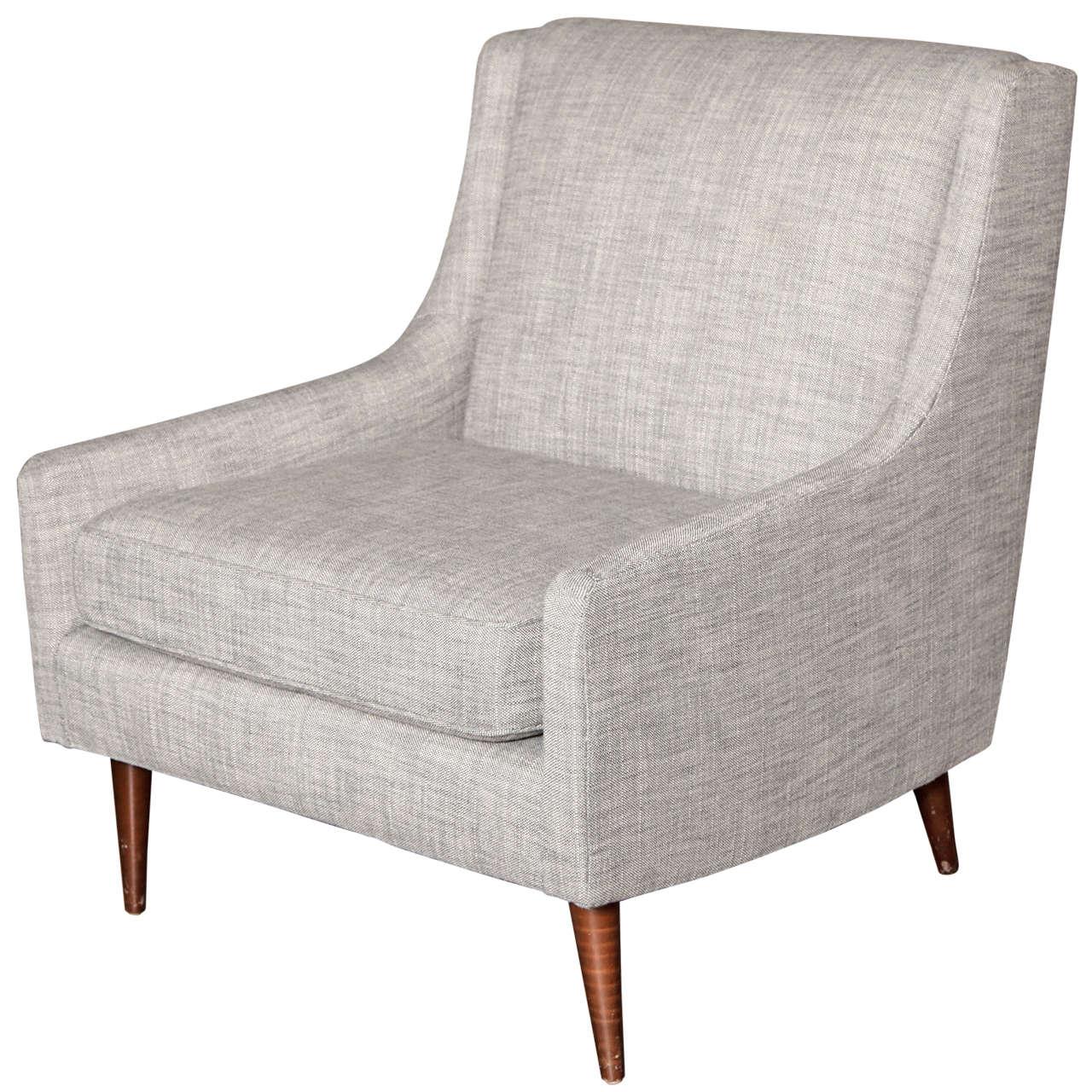 Fantastic vintage 1950 39 s mid century modern armchair at for Mid century modern armchairs