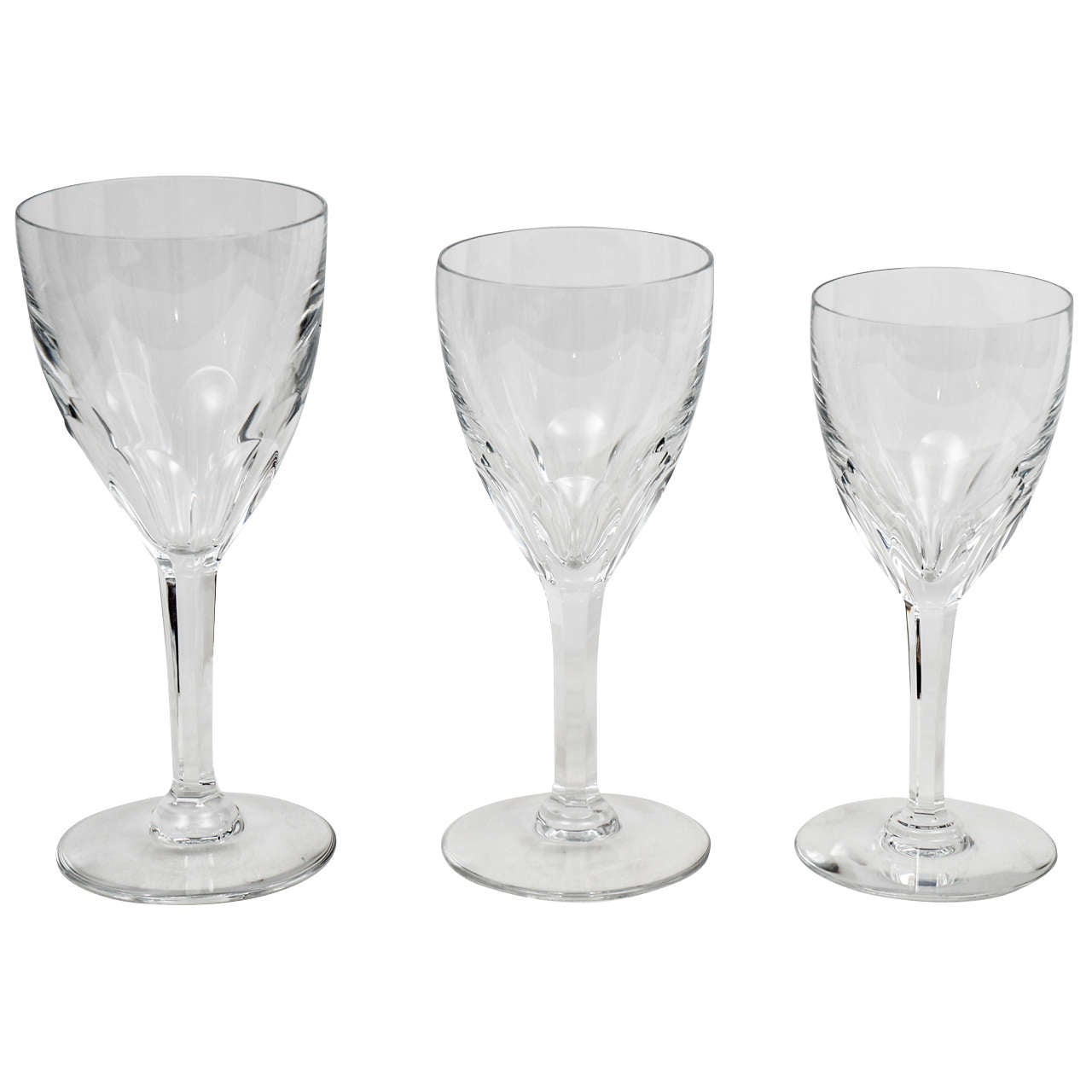 Baccarat wine glass patterns casino jeux argent reel