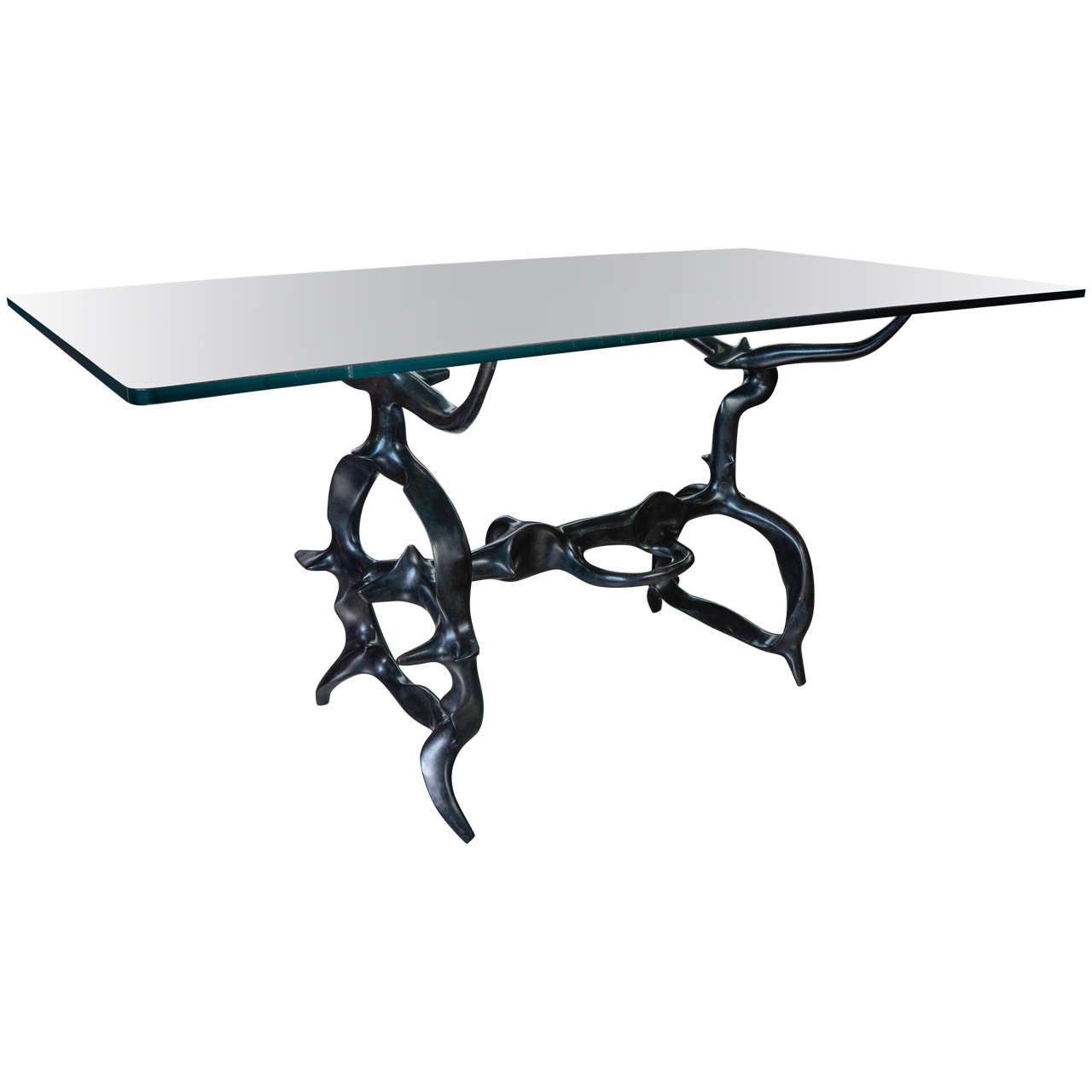 Dining Table or Large Console by Victor Roman
