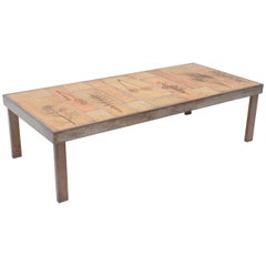 Roger Capron Low Table