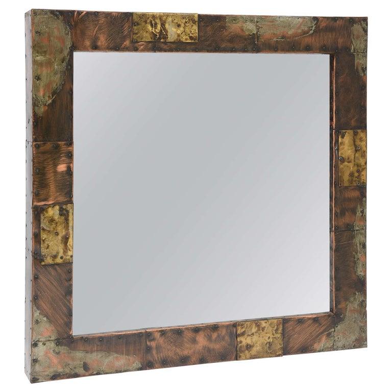 Paul Evans Mirror For Sale