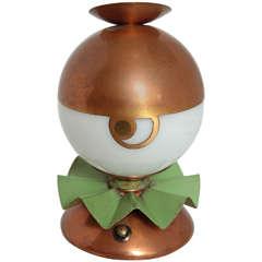 Revere Coquette Art Deco Boudoir Lamp by Norman Bel Geddes