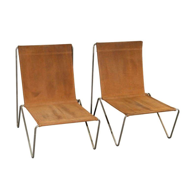 Verner Panton Verner Panton Bachelor Chairs
