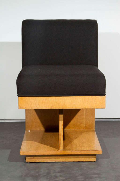 Oak Maximilian Karp Chair For Sale