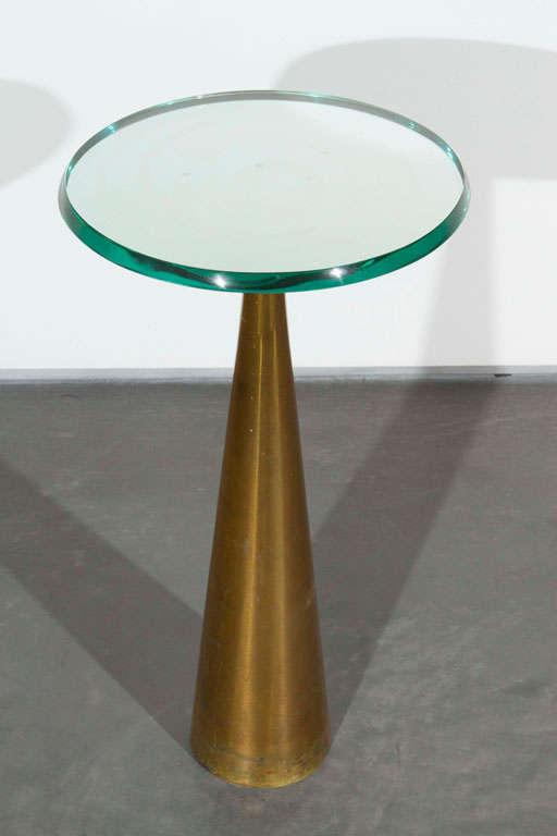 Italian Fontana Arte Occasional Table For Sale