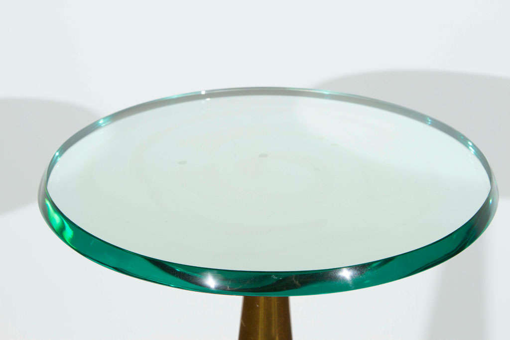 20th Century Fontana Arte Occasional Table For Sale
