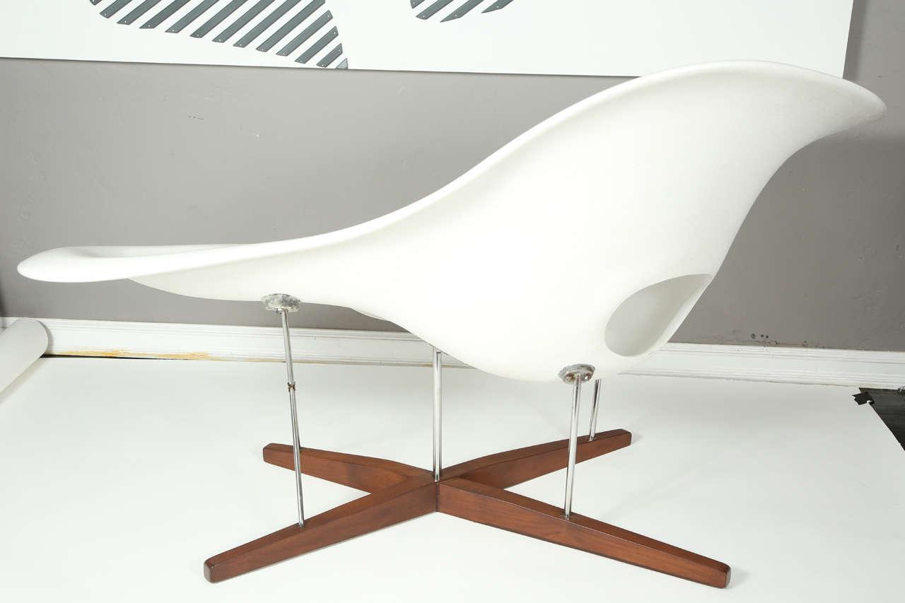 Eames la chaise circa 1970 at 1stdibs for Chaise longue eames