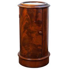 Victorian Mahogany Pot Table
