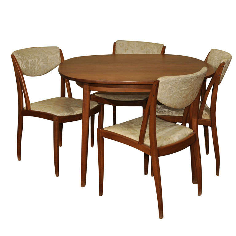 Mid Century Drexel Dining Room Set At 1stdibs