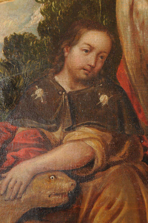18th Century and Earlier 18th Century Religious Painting