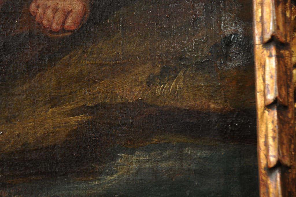 18th Century Religious Painting 3