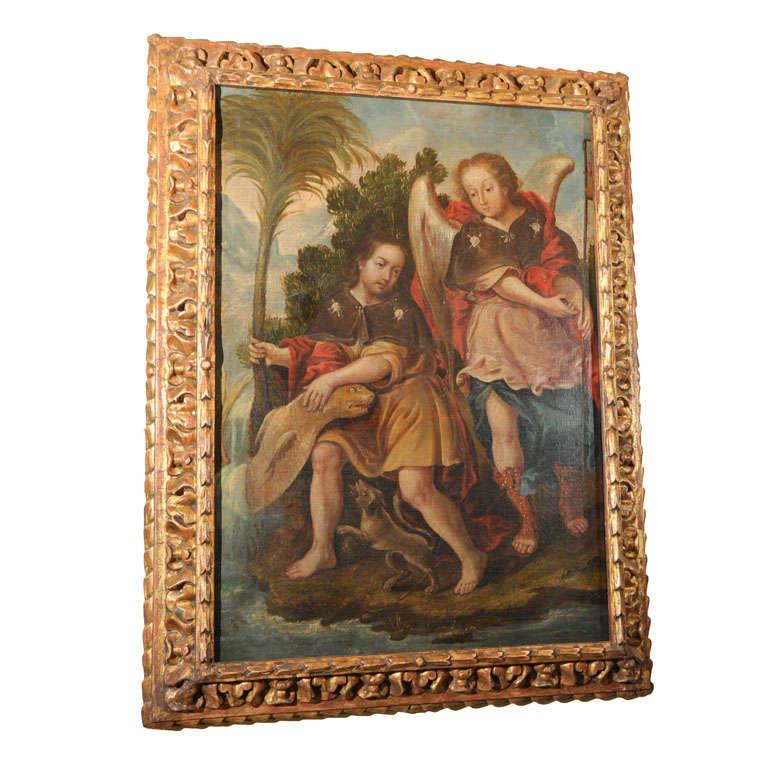 18th Century Religious Painting