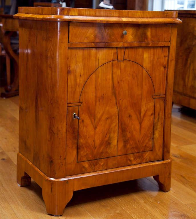 Blonde Oak Kitchen Cabinets: Austrian Biedermeier Cabinet For Sale At 1stdibs