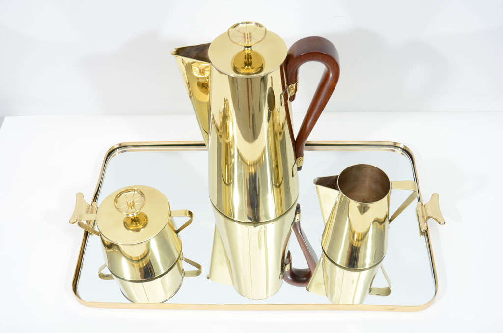 Tommi Parzinger Serving Set with Tray image 10