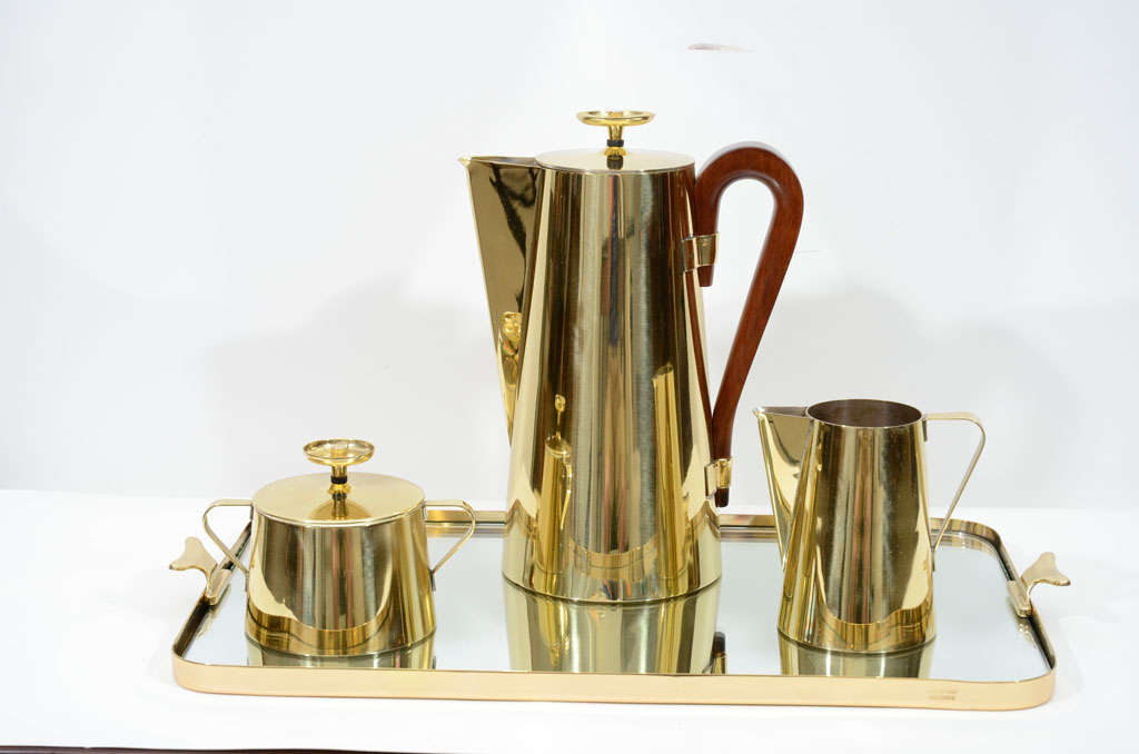 Tommi Parzinger Serving Set with Tray image 2