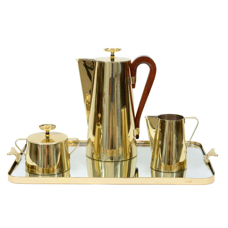 Tommi Parzinger Serving Set with Tray
