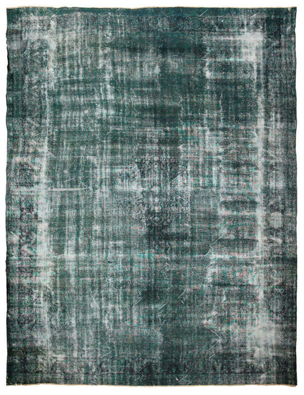 Vintage Overdyed Rugs Roselawnlutheran