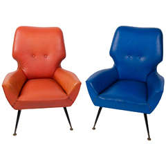 Castelli Desk Chair At 1stdibs